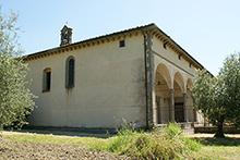 Panoramica convento caldine