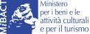 Link al sito del ministero per i beni e le attivià culturali